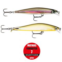 Rapala Mathias Favoriter 7 soligt väder 2-pack