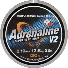 Savage Gear HD4 Adrenaline V2 flätlina
