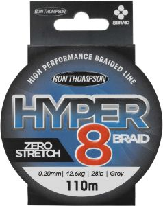 Ron Thompson Hyper 8-Braid flätlina