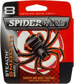 SpiderWire Stealth Smooth 8 flätlina