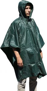 Wiggler Regn Poncho one-size